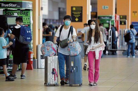 Llegada de turistas internacionales cayó más de 94% en Perú frente a 2019