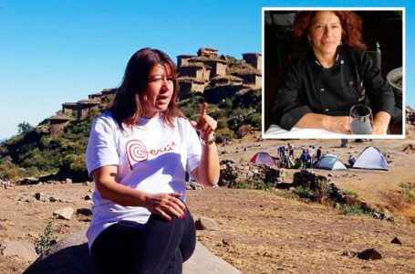Ahora Huaral: designación de Isabel Álvarez como viceministra impulsaría el turismo gastronómico