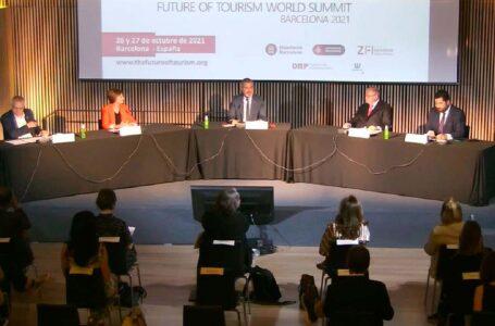 """Cumbre """"Future of Tourism World Summit"""" debatirá futuro del turismo pospandemia"""
