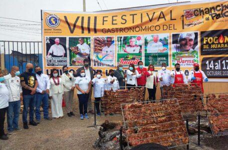 Ahora Huaral evalúa realizar dos festivales del Chancho al Palo en 2022