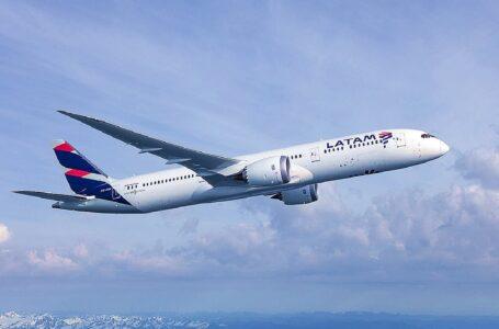 Latam Airlines es reconocida como aerolínea líder en Sudamérica en 2021