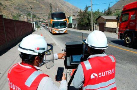 MTC anuncia reorganización de Sutran y ATU, brazos fiscalizadores del transporte